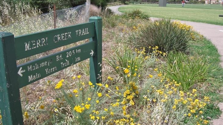 Merri Creek Bike Trail