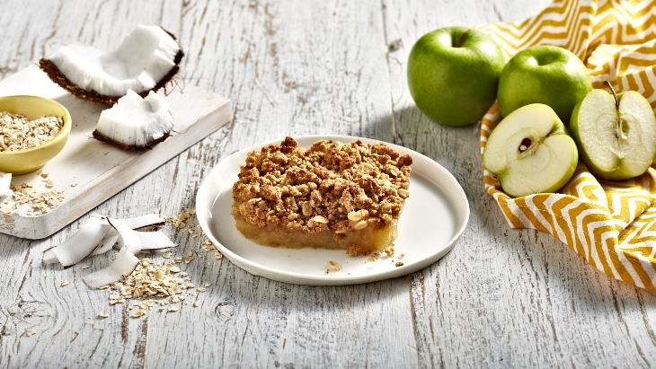 Go! Kidz Apple Crumble