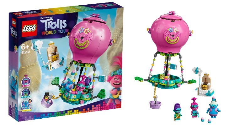 Trolls World Tour LEGO