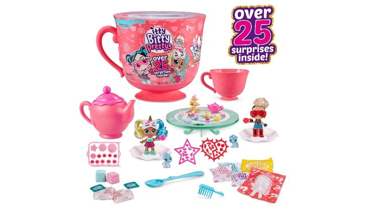 Itty Bitty Prettys Tea Party Giant Teacup