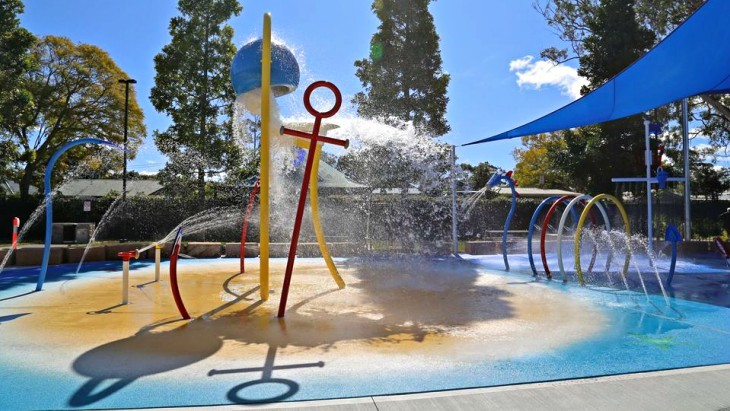Central Coast Peninsula Leisure Centre Water Splash Park