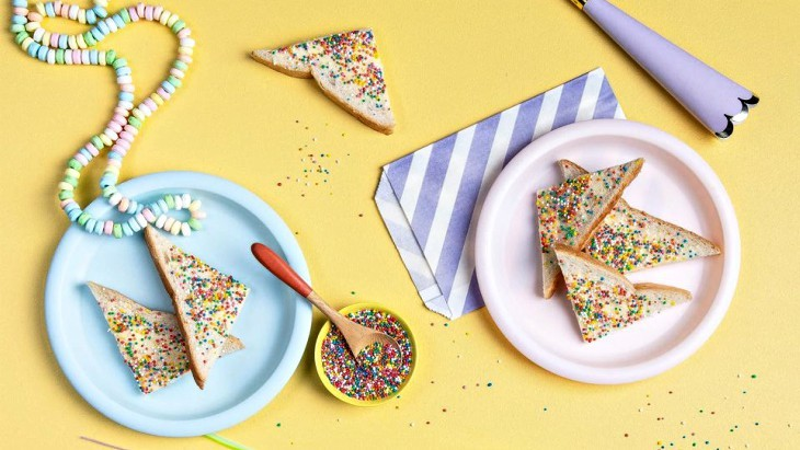 Fairy Bread