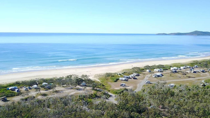 Noosa North Shore Campground