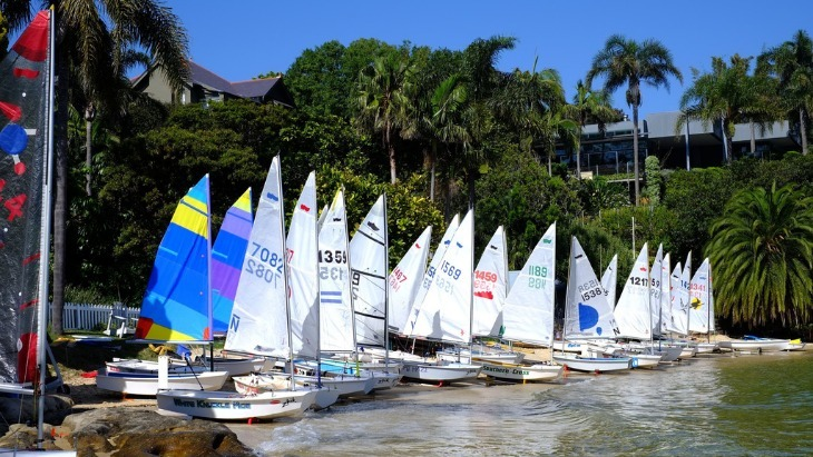 Vaucluse Sailing Club summer holiday program