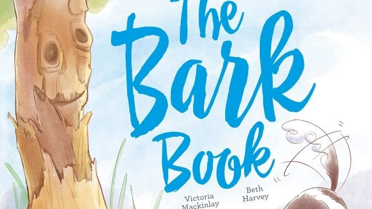 The Bark Book by Victoria Mackinlay