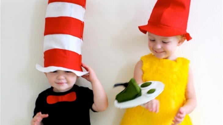 10 Easy Ideas For Kids Book Week Costumes Ellaslist