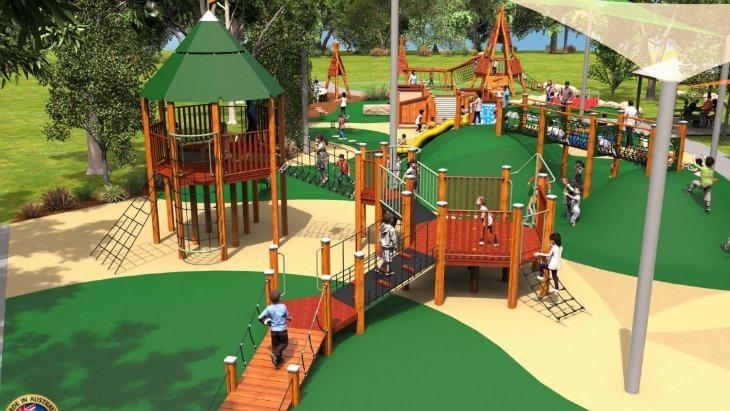 Strathfield A New Playground Is On Its Way Ellaslist