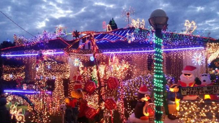 Best Places To See Christmas Lights In Melbourne | ellaslist