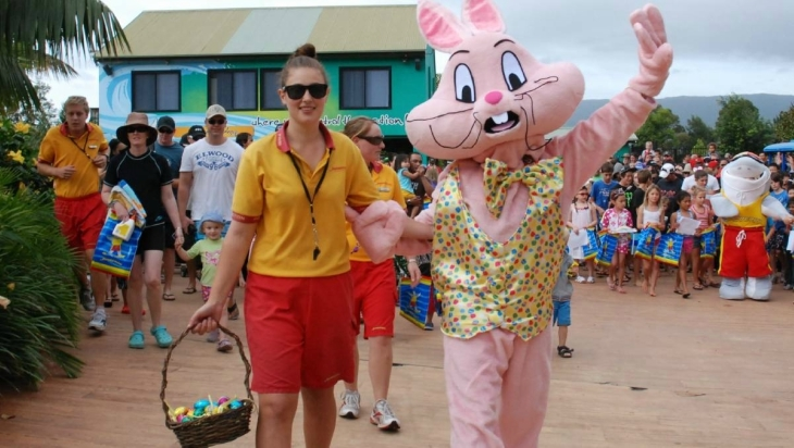 Jamberoo Giant Easter Egg Hunt