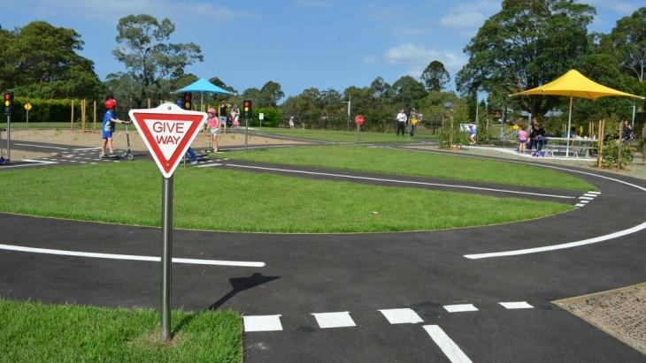 Brand New Scooter Track For Kids At Ryde Park | ellaslist