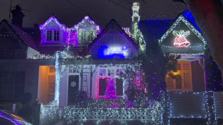 How Long Do Christmas Lights Last.Where To See Christmas Lights 2018 Sydney Suburb Street
