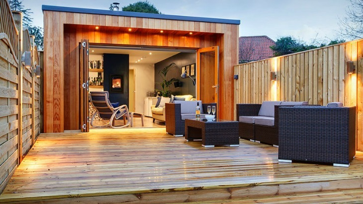Move Over Man Caves It Is All About The She Shed Ellaslist