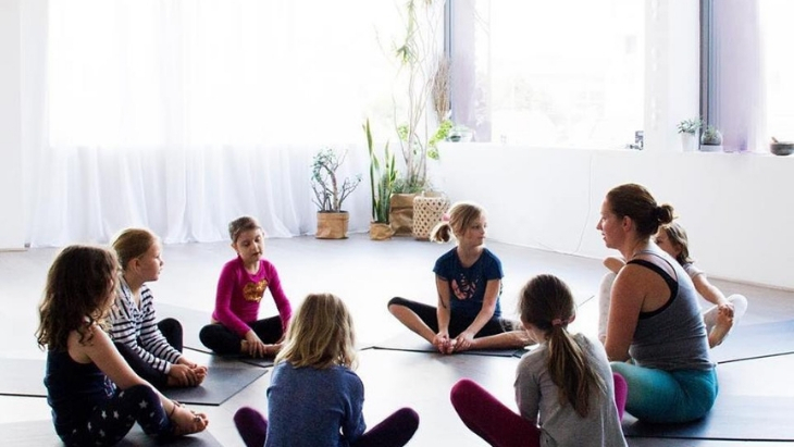 70b932b8e8 This boutique, stripped back studio runs Yoga for Children 6-12, followed  by Yoga for Teens on Wednesday afternoons. Classes have been created with  the ...