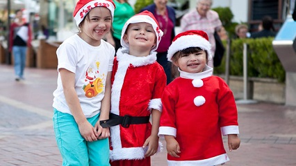 Christmas activities and events for kids in sydney 2015 426x240