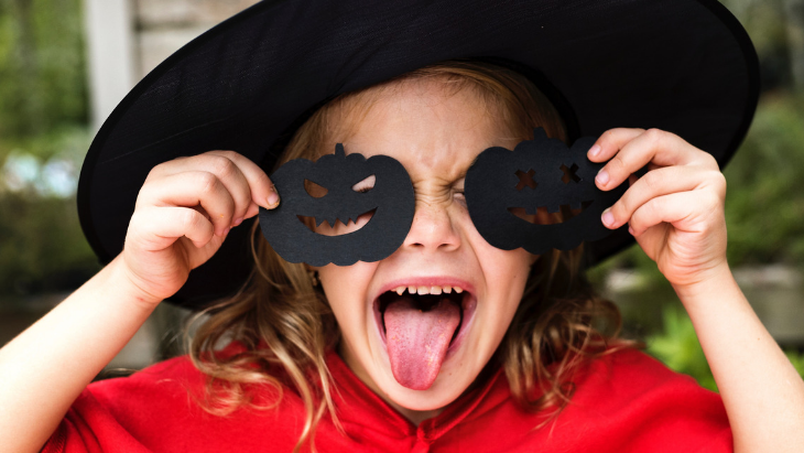 Six last minute halloween costumes for kids   ellaslist