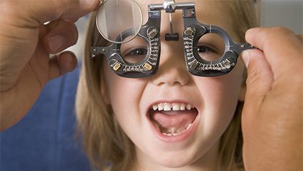 When should you get your kids eyes tested 426x240