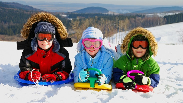 Best places to ski family