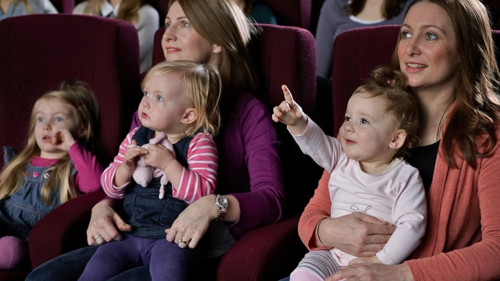 Bring your baby event cinemas