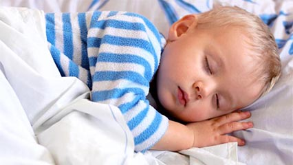 Tips to stop your child waking up at night hero 426x240