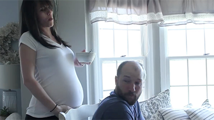 Pregnancy struggles video 426x240
