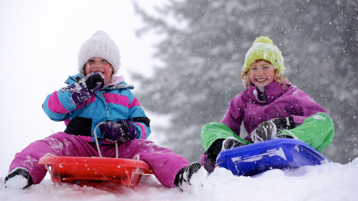 Ski near melbourne kids 2019