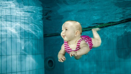 Sydneys best baby swim lessons