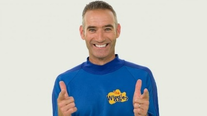 Blue wiggle anthony