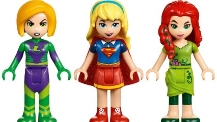 Super girls hero