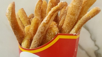 Doughnut fries