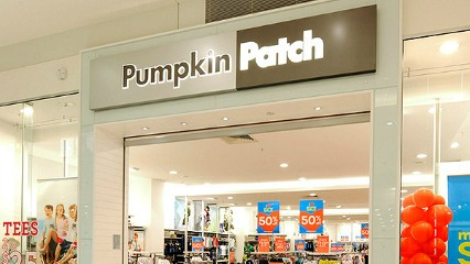 Pumpkin patch store