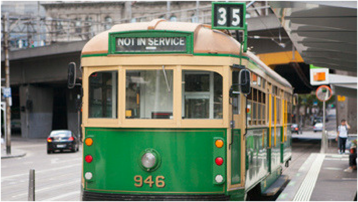 Best tram trips for kids in melbourne