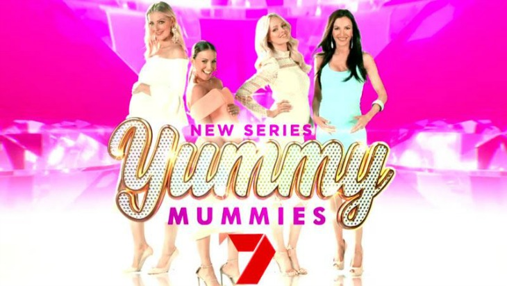 Yummy mummies channel 7
