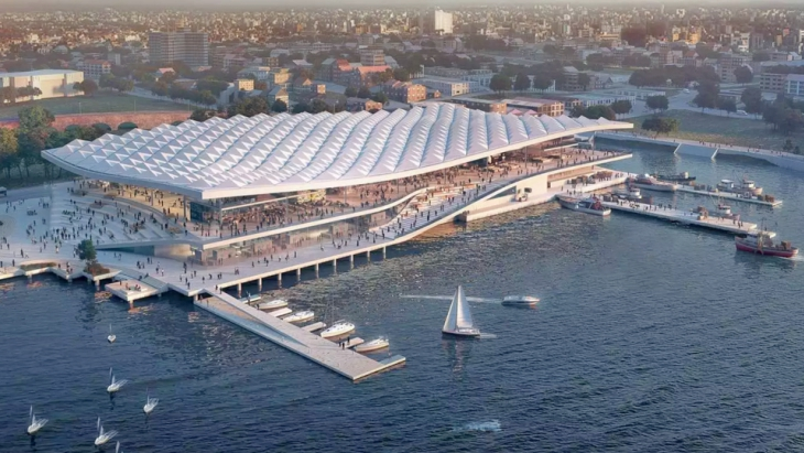 Sydney fish market new pyrmont