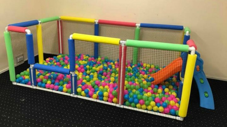 This Diy Ball Pit Is The Coolest Toy We Ve Ever Seen
