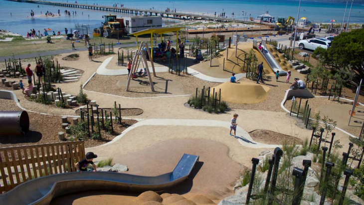 6 of the most creative playgrounds in melbourne
