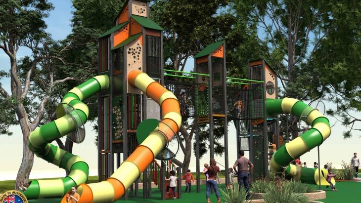 StrathfieldA New Playground Is On Its Way