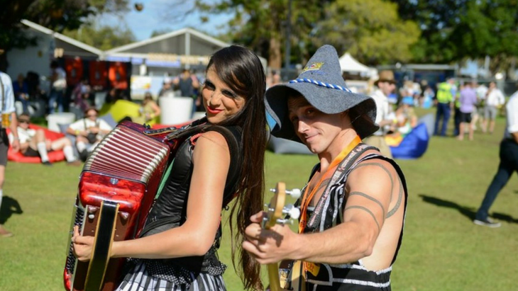 Where to find kid friendly oktoberfest fun