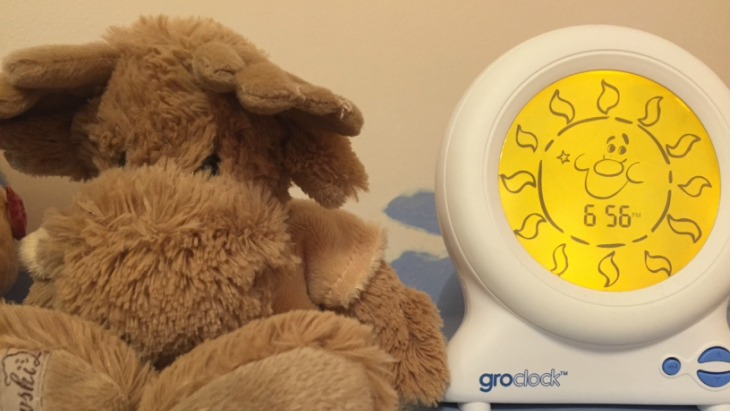 Gro clock doesitwork