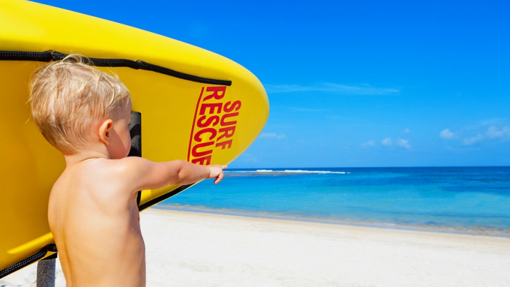 Tips beach safety summer