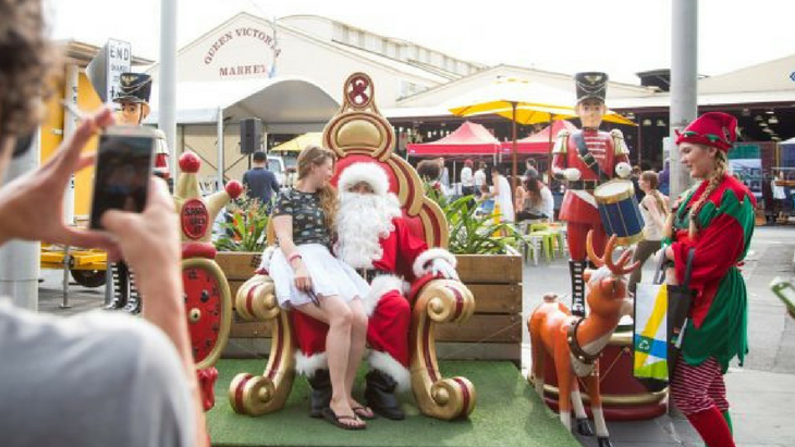 Best christmas markets in melbourne 2017