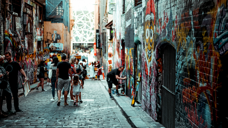 What to do in melbourne  walks with kids aged 6