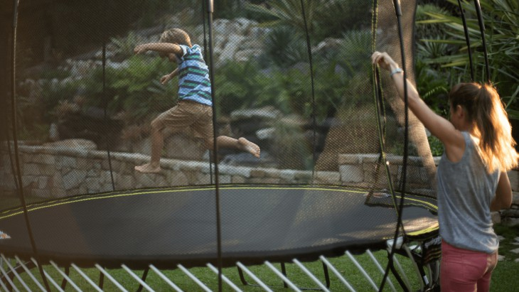 Trampoline safety buying guide ellaslist