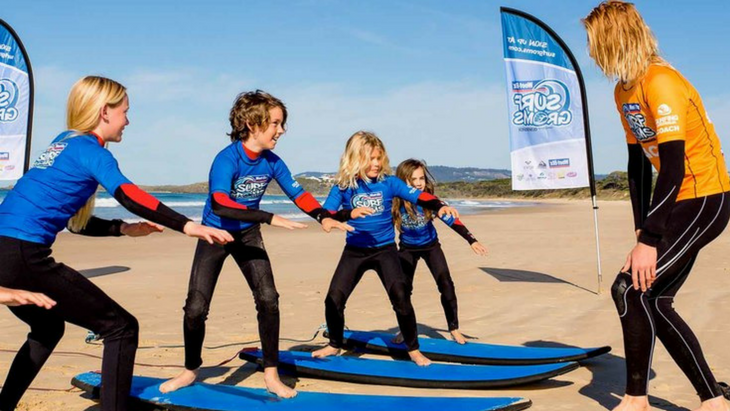 Where to take the kids to learn to surf near melbourne %281%29