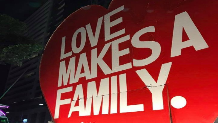 Love makes a family ellaslist