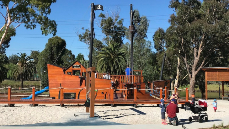 The awesome black sapphire pirate ship park now even more family friendly after an extensive summer holiday makeover
