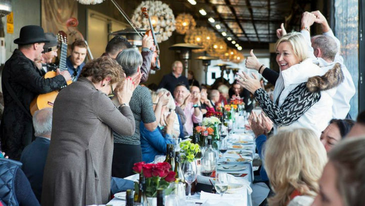 Where to have a celebratory easter lunch in melbourne this weekend