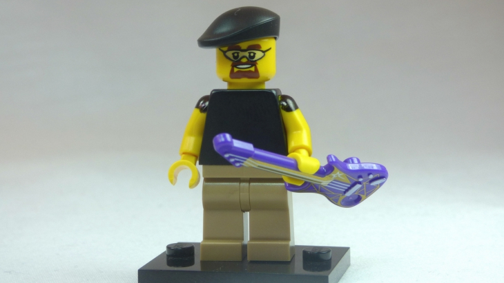 Lego brickyourself