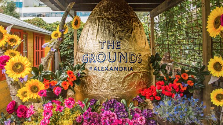 Thegrounds easteregghunt