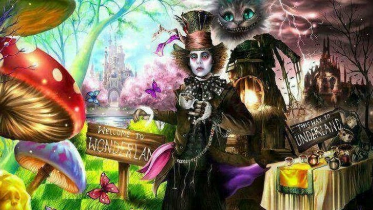 Madhatter teaparty