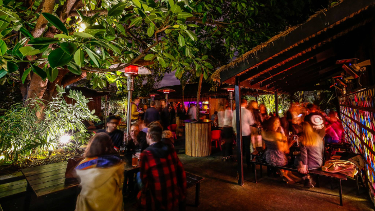 Best beer garden melbourne